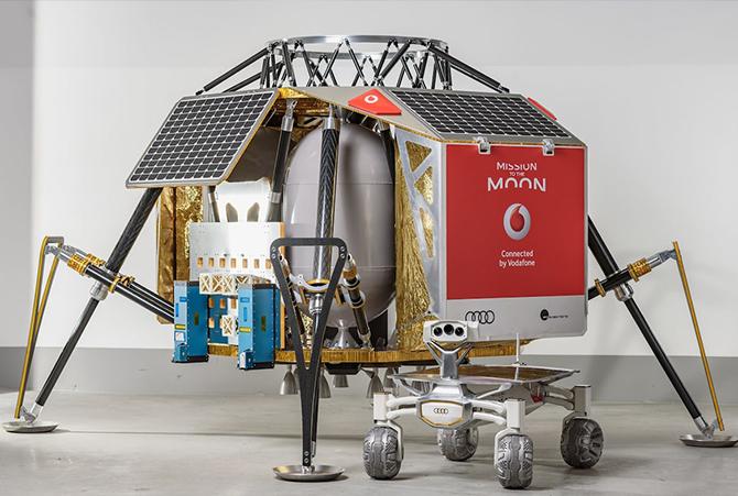 Nokia i Vodafone dostarczą 4G na księżyc. To dopiero kosmos! [3]