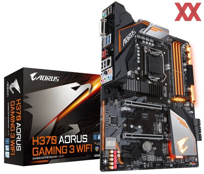 Gigabyte H370 Aorus Gaming 3 WiFi - płyta dla Coffee Lake [1]