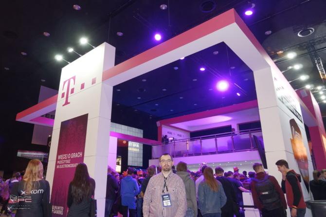 Prezentacja stanowiska T-Mobile na Intel Extreme Masters [6]