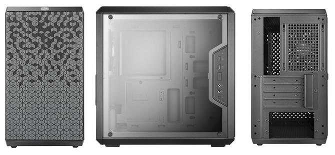 Cooler Master Q300L i Q300P - Maluchy z ruchomym panelem I/O [2]