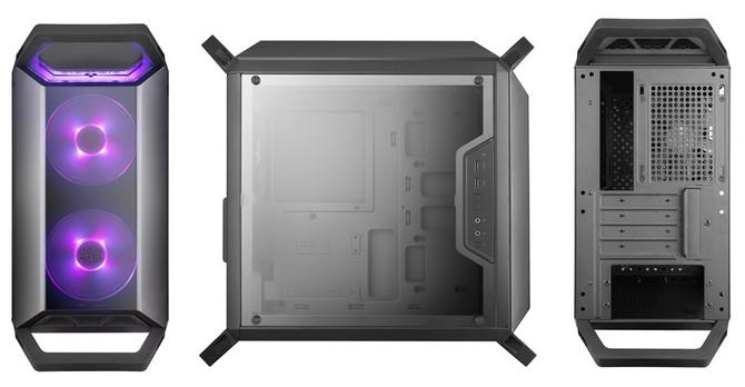 Cooler Master Q300L i Q300P - Maluchy z ruchomym panelem I/O [3]