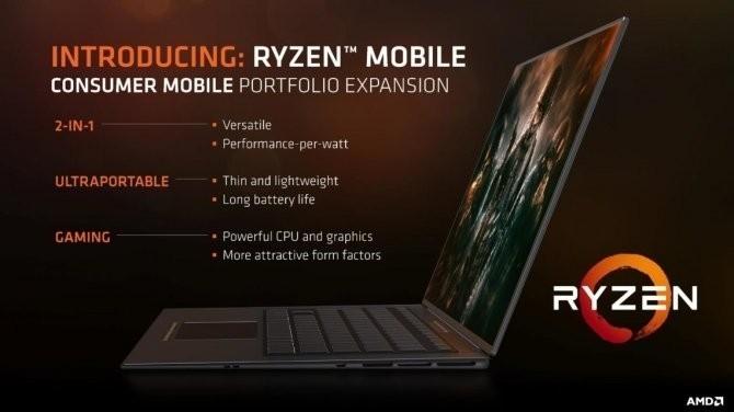 Poznaliśmy listę laptopów marki HP z układami Ryzen Mobile [2]