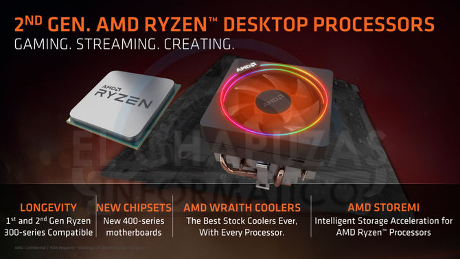 AMD Ryzen 2000 - wielki wyciek informacji o nowej platformie [3]