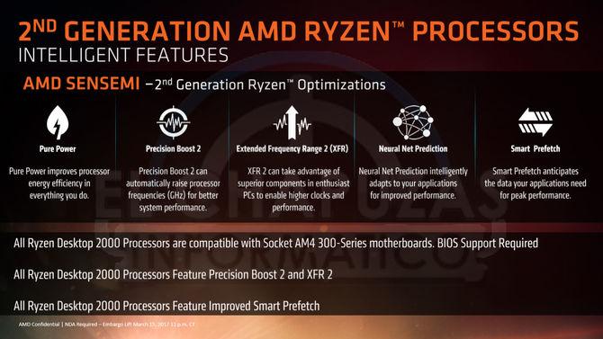 AMD Ryzen 2000 - wielki wyciek informacji o nowej platformie [4]