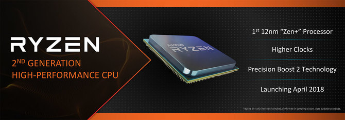 AMD Ryzen 7 2000 - Kolejne wyniki wydajności nowych układów [6]