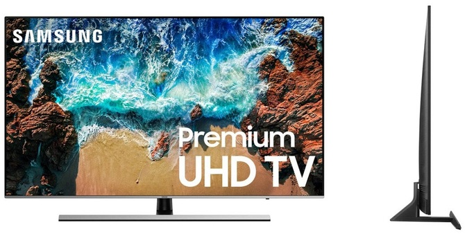 Samsung zaprezentował telewizory QLED oraz LCD na 2018 rok [4]