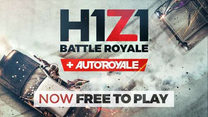 H1Z1 - popularny Battle Royale od teraz za darmo na Steam [1]