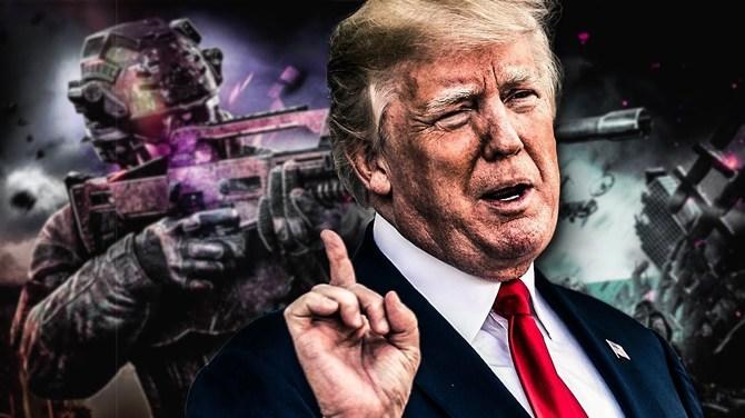 Trump wyciąga najcięższy oręż. Film: Violence in Video Games [2]