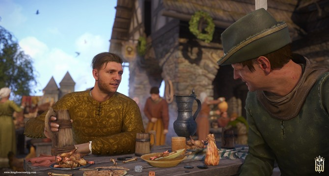 Kingdom Come: Deliverance - Aktualizacja goni aktualizację [1]