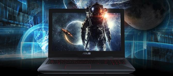 ASUS FX503 - notebooki z GeForce GTX 10x0 debiutują w Polsce [3]