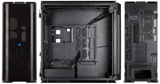 Corsair Obsidian 1000D - Ogromna obudowa na dwa komputery [2]
