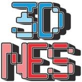 3DNes V2: gry z NES-a, Famicoma i Pegasusa z widokiem na 3D