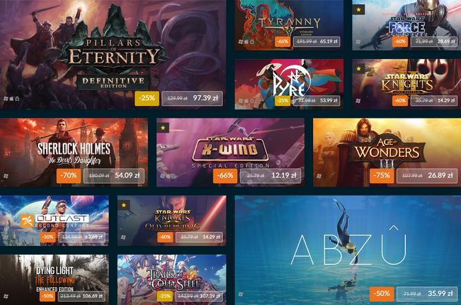 GOG.com - Wyprzedaż gier z okazji Dnia Świętego Patryka [2]