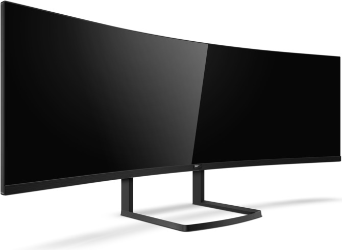 Philips prezentuje monitor 492P8 z proporcjami ekranu 32:9 [1]
