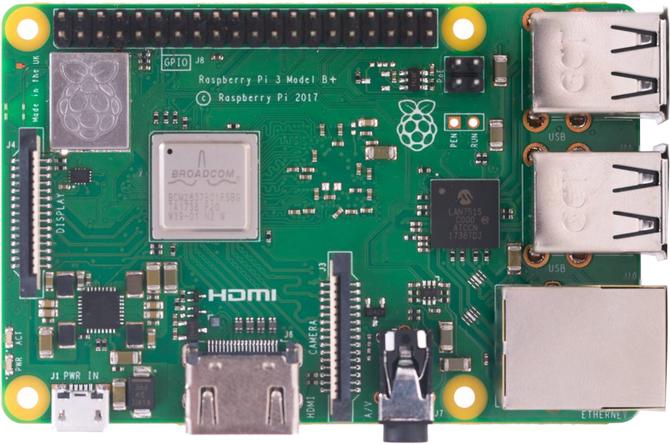 Raspberry Pi 3 B+ - Odświeżona Malinka trafia do sprzedaży [1]
