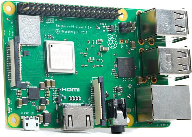 Raspberry Pi 3 B+ - Odświeżona Malinka trafia do sprzedaży [2]