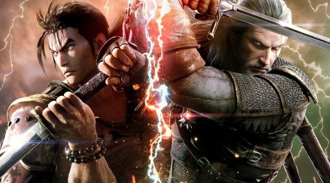 Soulcalibur VI przedstawia: walecznego Geralta z Rivii [1]