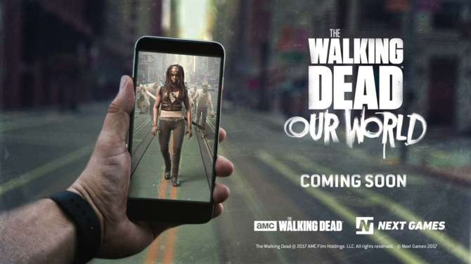 The Walking Dead: Our World - Stań u boku Ricka w grze AR [1]