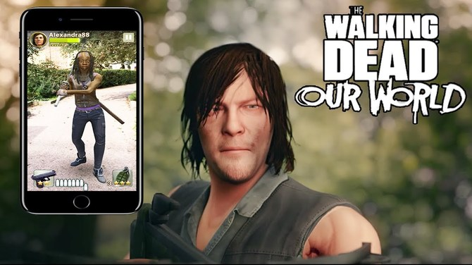 The Walking Dead: Our World - Stań u boku Ricka w grze AR [2]