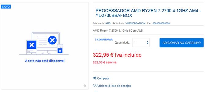 AMD Ryzen 2000 - procesory już dostępne w przedsprzedaży [2]