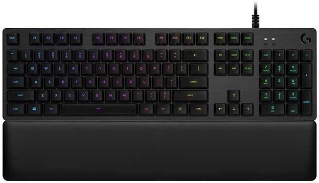 Logitech G560 i G513: głośniki RGB oraz nowa klawiatura [2]