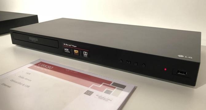 LG UBK90 oraz UBK80 - nowe odtwarzacze płyt Ultra HD Blu-ray [4]