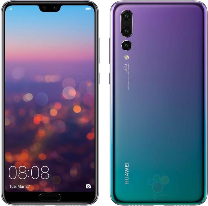 Huawei P20 - poznaliśmy europejskie ceny. Będzie drogo! [2]