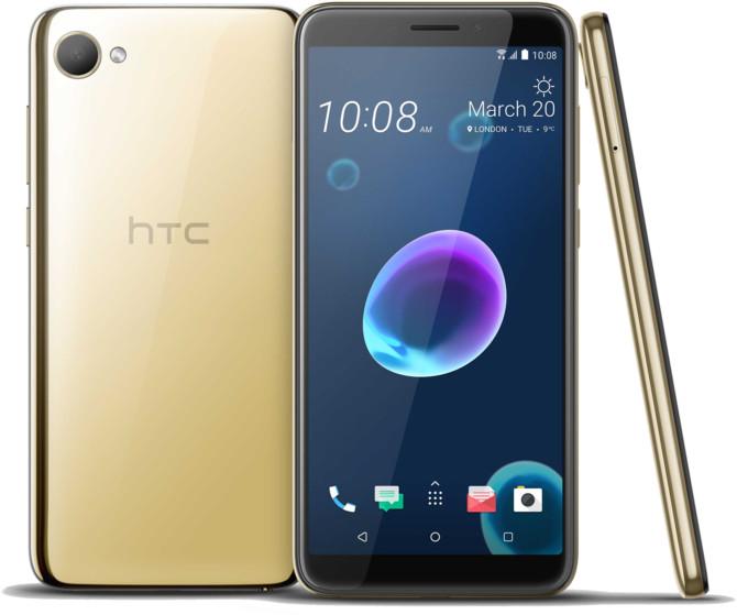 HTC Desire 12 i Desire 12+ - nowe smartfony w niskich cenach [1]