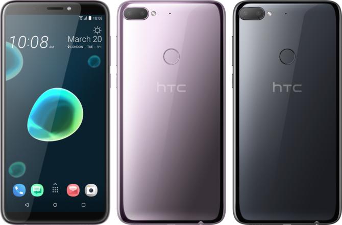 HTC Desire 12 i Desire 12+ - nowe smartfony w niskich cenach [2]