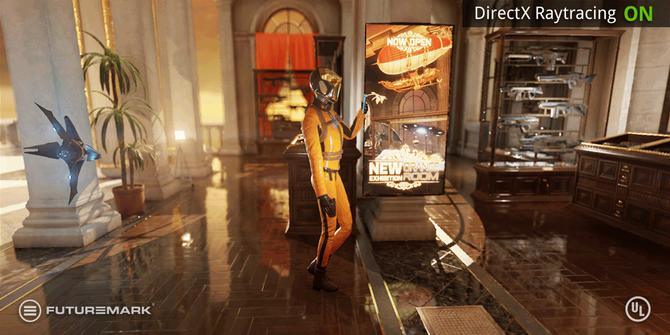Futuremark przygotował demo prezentujące DirectX Raytracing [1]