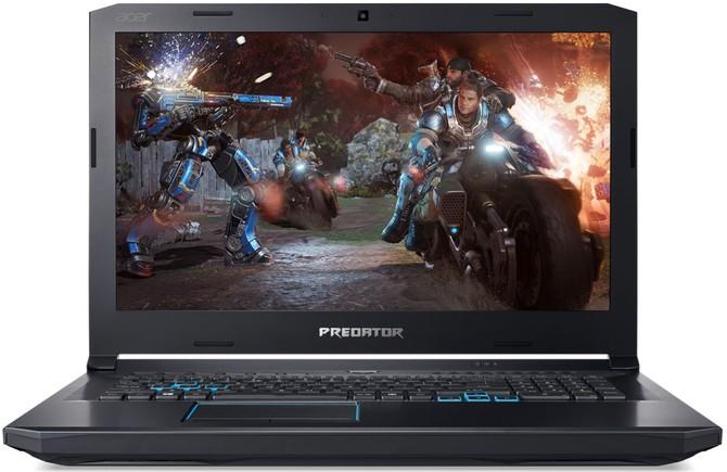 Acer Predator Helios 500 - nowość z Intel Core i9-8950HK [1]