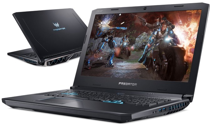 Acer Predator Helios 500 - nowość z Intel Core i9-8950HK [2]