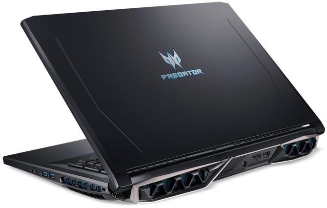 Acer Predator Helios 500 - nowość z Intel Core i9-8950HK [4]