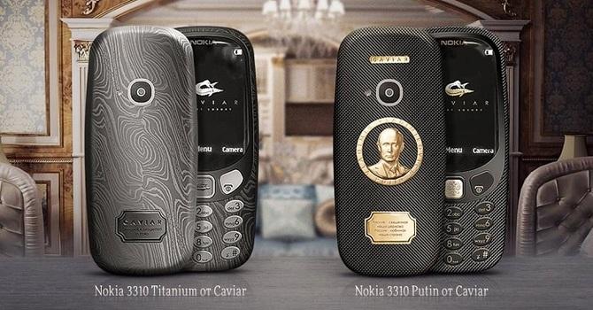iPhone X zbyt tani i zwyczajny? Kup edycję Putin Golden Age [3]