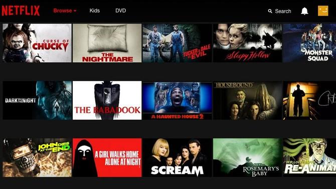 Netflix podaje listę filmów, których najbardziej się boimy [1]