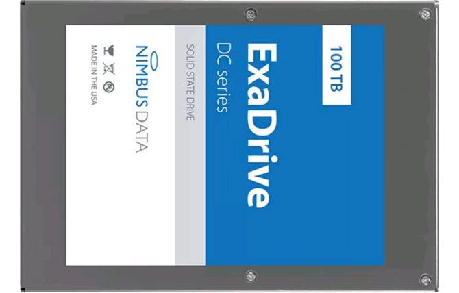 acheter en ligne 73148 c42e0 Nimbus Data ExaDrive DC100 - SSD o pojemności 100 TB | PurePC.pl