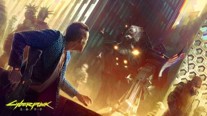 Cyberpunk 2077: tak dla kreatora postaci, nie dla multi? [1]