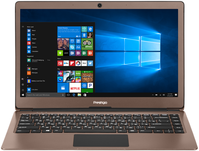 Prestigio Smartbook 133S Laptop za 1200 złotych z Windows 10 [1]