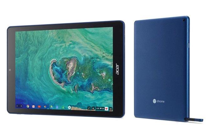 Pierwszy tablet na Chrome OS konkurentem dla nowego iPada [1]