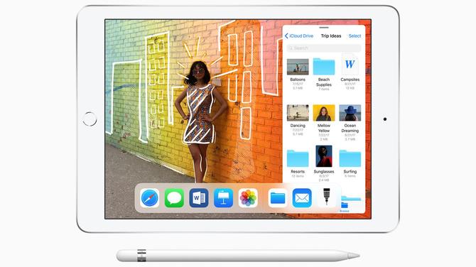 Apple wprowadzi taniego iPada 9.7 do celów edukacyjnych [2]