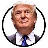 Prezydent USA Donald Trump, otwarcie taranuje Amazon