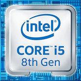 Intel Coffee Lake-U - 28W oraz Iris Plus Graphics w zestawie