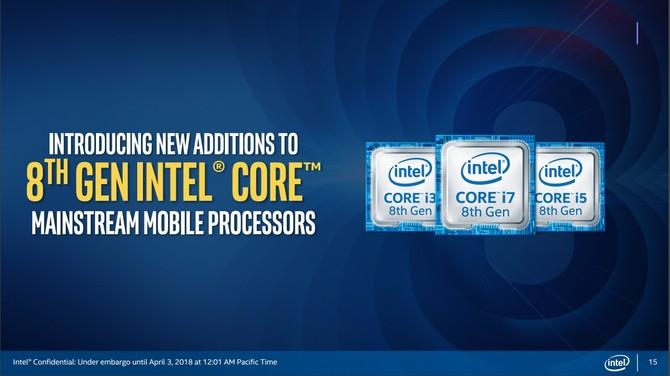 Intel Coffee Lake-U - 28W oraz Iris Plus Graphics w zestawie [1]
