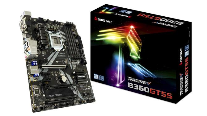 Biostar B360 - nowe gamingowe płyty główne zaprezentowane [1]
