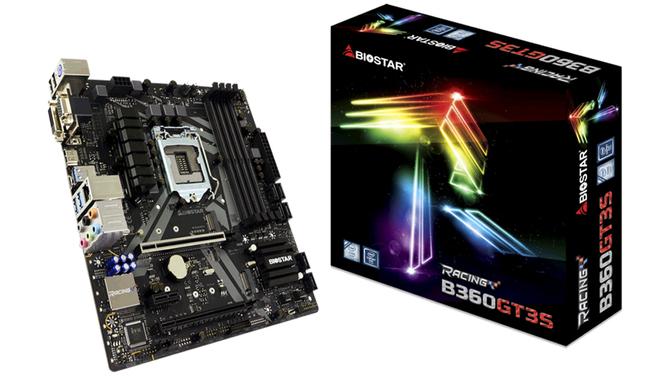 Biostar B360 - nowe gamingowe płyty główne zaprezentowane [2]