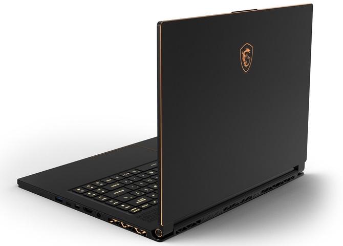 MSI GS65 Stealth Thin - stylowy laptop z Intel Core i7-8750H [4]