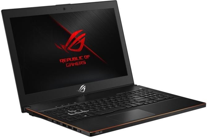 ASUS Zephyrus M (GM501) z Core i7-8750H i GeForce GTX 1070 [1]