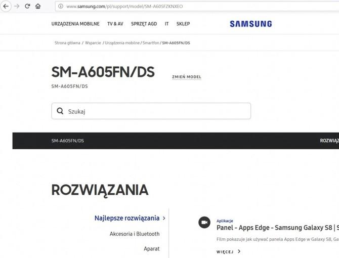 Smartfon Samsung Galaxy A6+ wkrótce trafi do Polski [2]