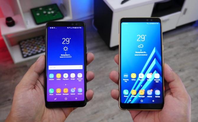 Smartfon Samsung Galaxy A6+ wkrótce trafi do Polski [3]