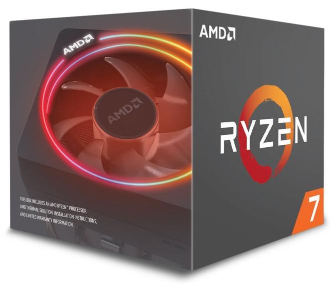 AMD Ryzen 2000 - niższa cena w przedsprzedaży w Amazonie [1]